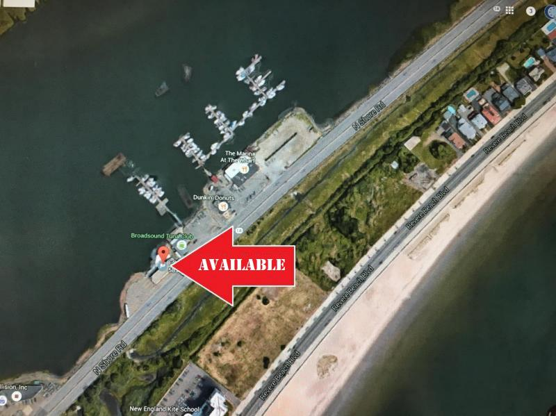 Commercial land building for sale rent in Revere ma zoned highway